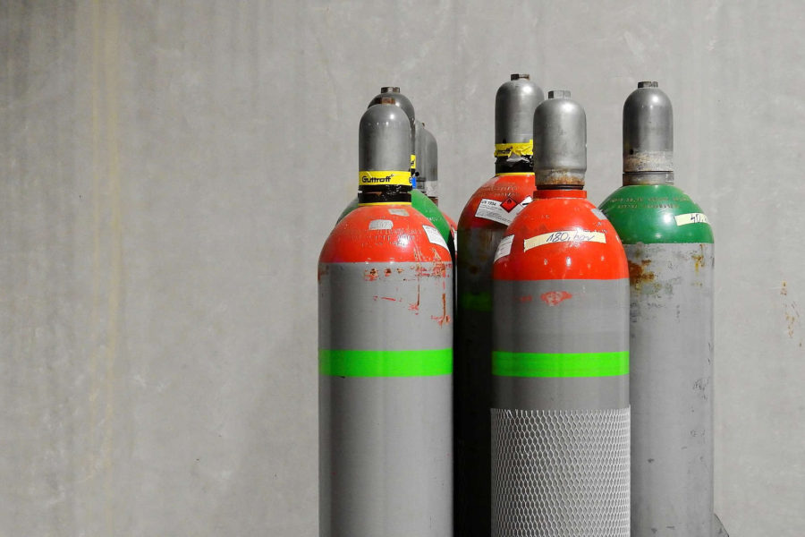 gas cylinders can be upgraded with metal-organic frameworks