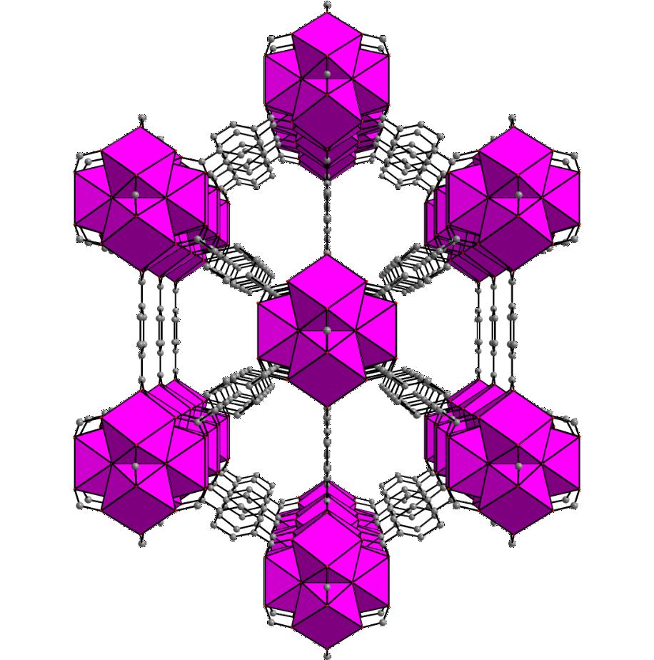 Metal-organic framework UiO-66