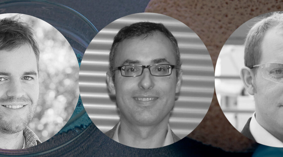 novoMOF experts Jeremiah Gassensmith Jorge A. R. Navarro Ross Forgan