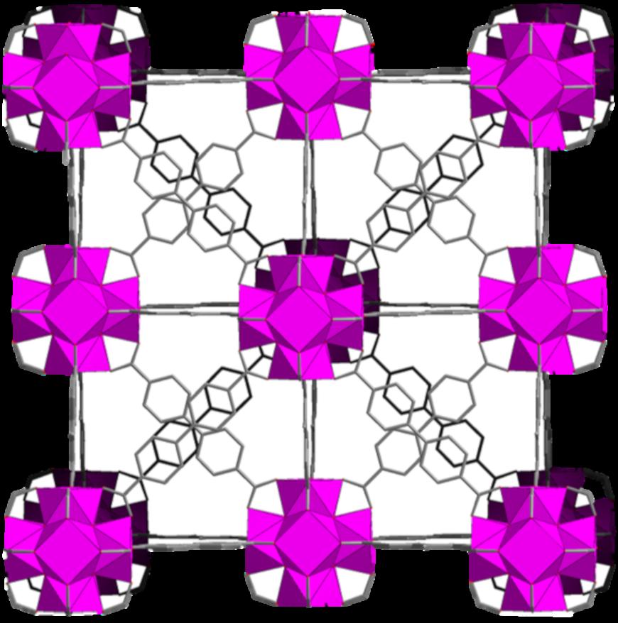 UiO-67 metal-organic framework